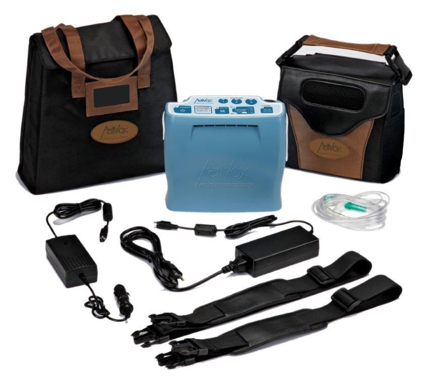 activox concentrateur portable d 39 oxyg ne. Black Bedroom Furniture Sets. Home Design Ideas
